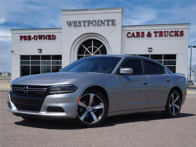 Pre Owned 2017 Dodge Charger Se 4d Sedan In Yukon T38323a