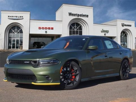 New 2019 DODGE Charger R/T Scat Pack